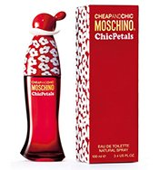 Описание аромата MOSCHINO CHEAP & CHIC CHIC PETALS